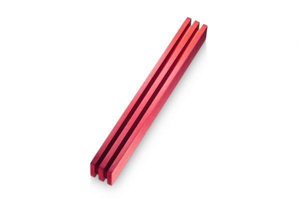 עדי סידלר - מזוזה דגם 111 אדום
