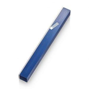 מזוזת מכסה צד כחולה