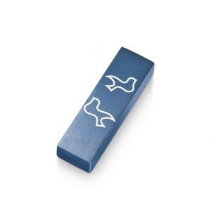 Car Mezuzah – Blue Dove
