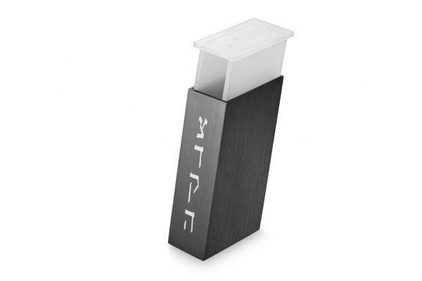 קופסת צדקה מלבנית בעיצוב חדשני - שחור
